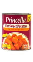 canned sweet potaoes